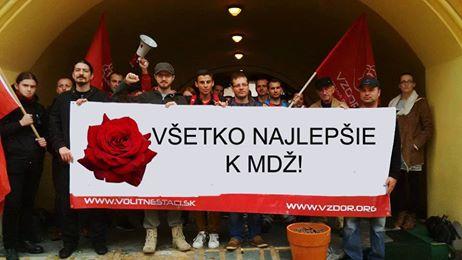Vzdor-strana práce k MDŽ: Obdivujeme ich statočnosť a navrhujeme tieto opatrenia na posilnenie postavenia žien na Slovensku