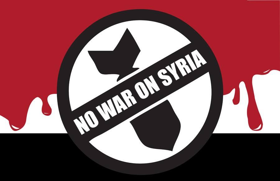 Vzdor-strana práce považuje útok na Sýriu za akt agresie a porušenie medzinárodného práva: USA a jeho spojenci zaútočili bez dôkazov a vyšetrovania
