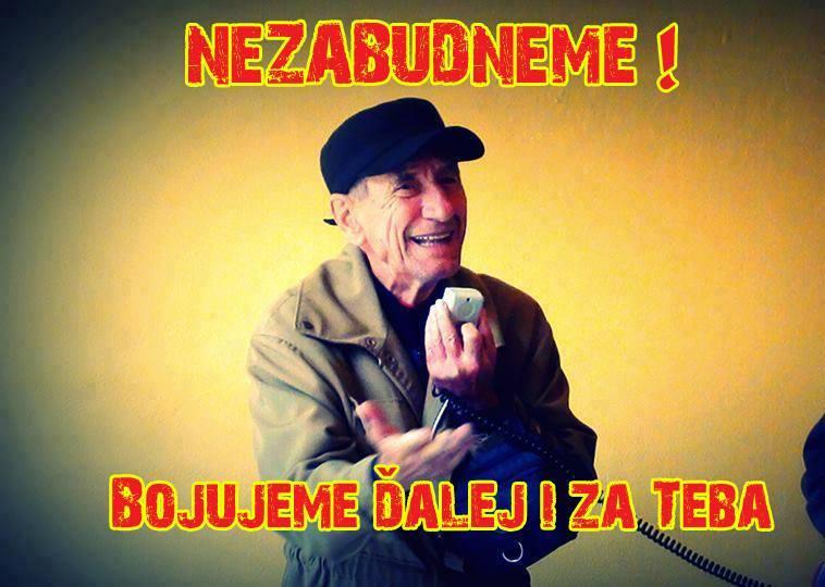 Opustil nás vynikajúci priateľ a komunista s. Milan Krokavec: Nezabudneme a bojujeme ďalej aj za teba !