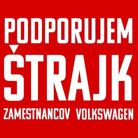 Vzdor-strana práce plne podporuje štrajk pracujúcich Volkswagenu Bratislava: Slovensko potrebuje vlnu štrajkov ako soľ