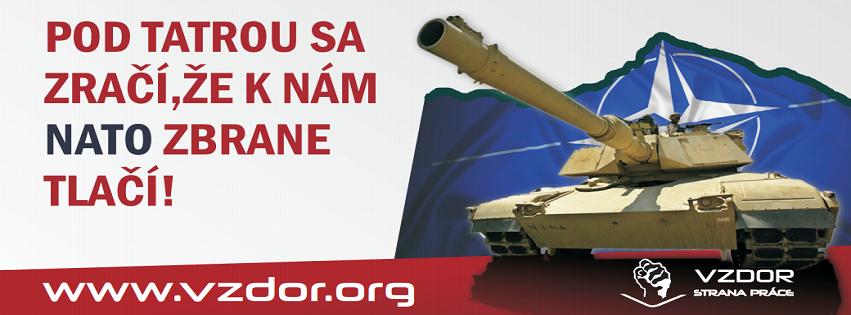 VIDEO, ktoré musíte vidieť: Pirošík o novodobých banderovských obetiach: Zrušme NATO, požadujme mier!