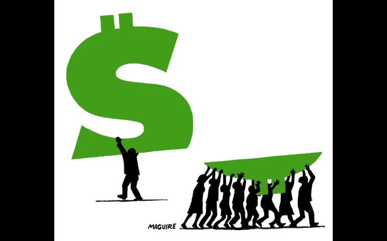 Štát pomáha maximalizovať zisky bankám: Všetko pre súkromný kapitál – spravodlivosť po kapitalisticky…