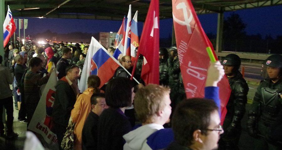 Blokáda amerického konvoja je malým historickým plus v dejinách slovenského národa