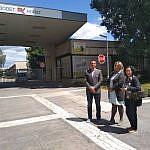 Vzdor-strana práce bola jediná strana na SR, ktorá aktívne pomáhala zamestnancom fabriky Bodet & Horst vo Vrbovom: Pripomeňme, že bez práce a výplat za dva mesiace ostalo 360 zamestnancov