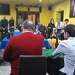 VZDOR-strana  práce zorganizovala v Pohronskej Polhore mimoriadne vydarené stretnutie  ľavicových subjektov, ktoré sú združené na spoločnej kandidátke  Socialistov.sk