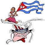 VZDOR-strana práce hovorí jasné NIE blokáde Kuby: Zločinné embargo zo strany USA trvá už neskutočných 61 rokov !